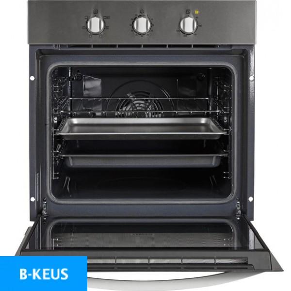 Zanussi ZOB21601XK - inbouw oven