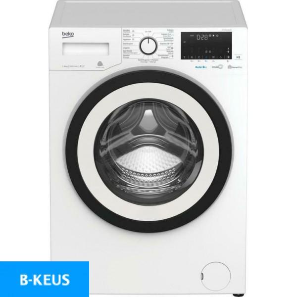 Beko WTV8761BSCDOS - Wasmachine A+++ 1600 toeren