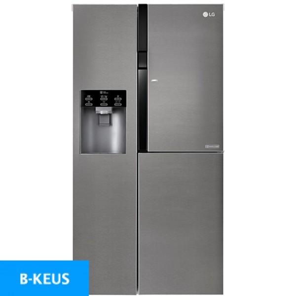 LG GSJ361DIDV - Amerikaanse koelkast RVS Door in Door