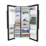 Beko Amerikaanse koelkast GN 162430 P