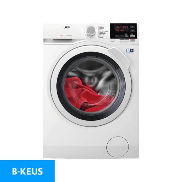 AEG wasmachine 1600 toeren wassen en drogen wasdroogcombinatie