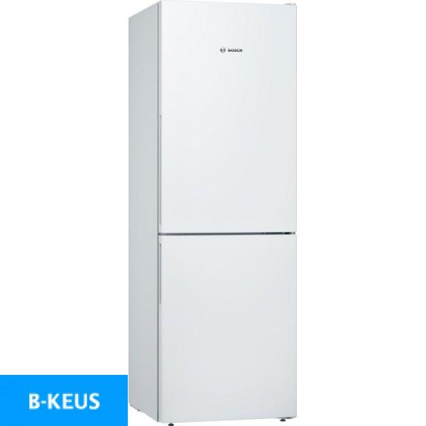 Bosch KGV33VW31 Serie 4 - Koel-vriescombinatie - Wit