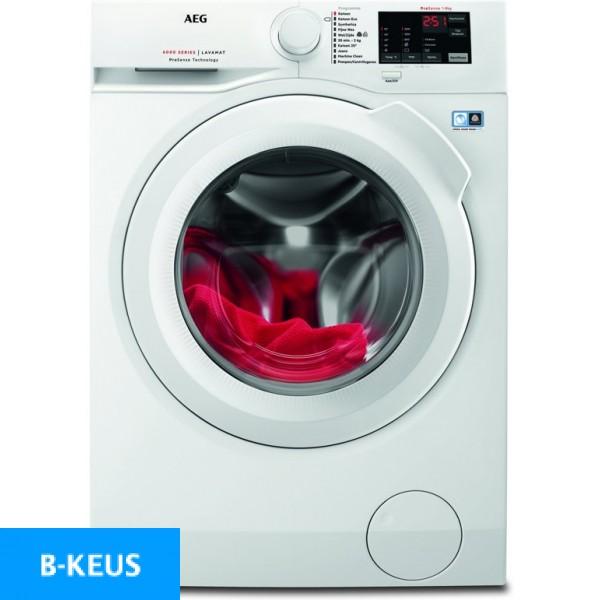 AEG L6FB86IW - 6000 serie - ProSense - Wasmachine